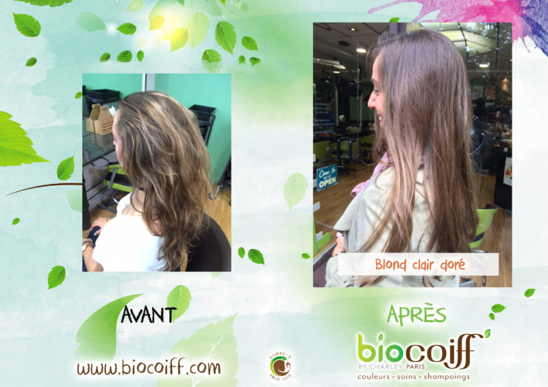 faire une coloration bio