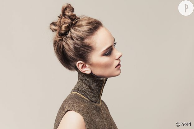 coiffures faciles à faire